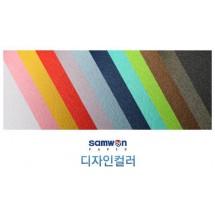 [삼원특수지]디자인칼라 <br>4절