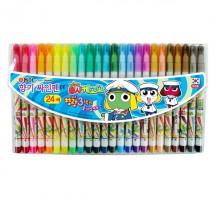 [동아] 수성싸인펜 24색 (향기)